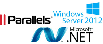 parallels windows2012